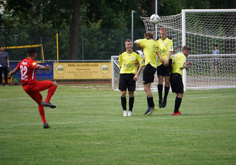Waldeck Auswahl - KSV Hessen Kassel
