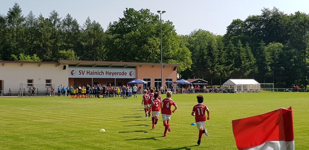U11 Turnier Hainich