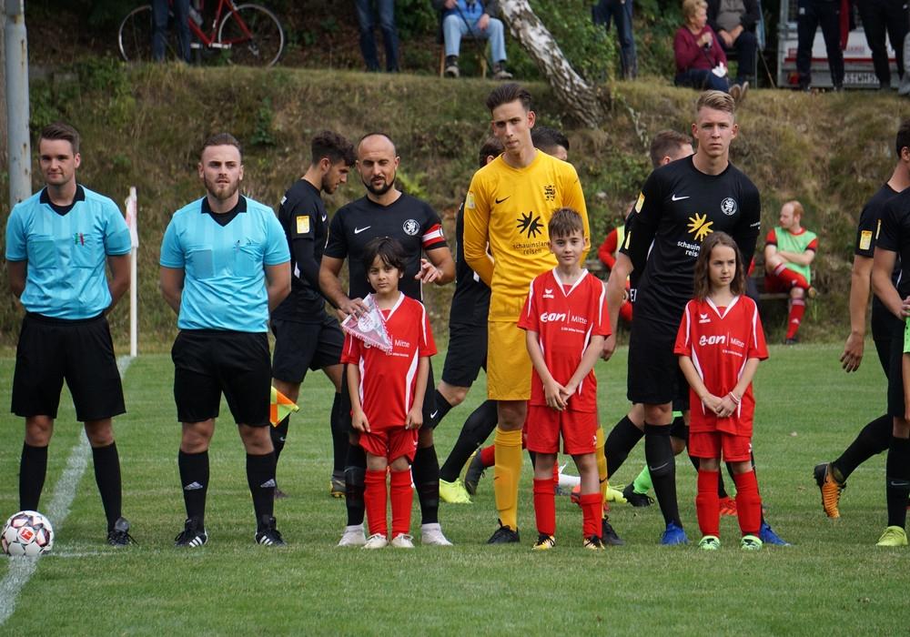 SV Balhorn - KSV Hessen Kassel