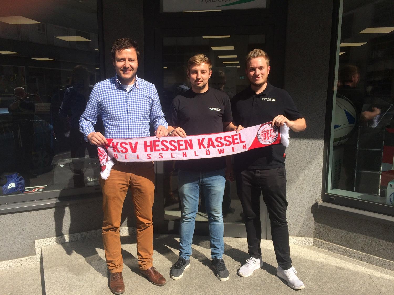 Sporthaus Lohfelden weiterhin Partner der Löwen