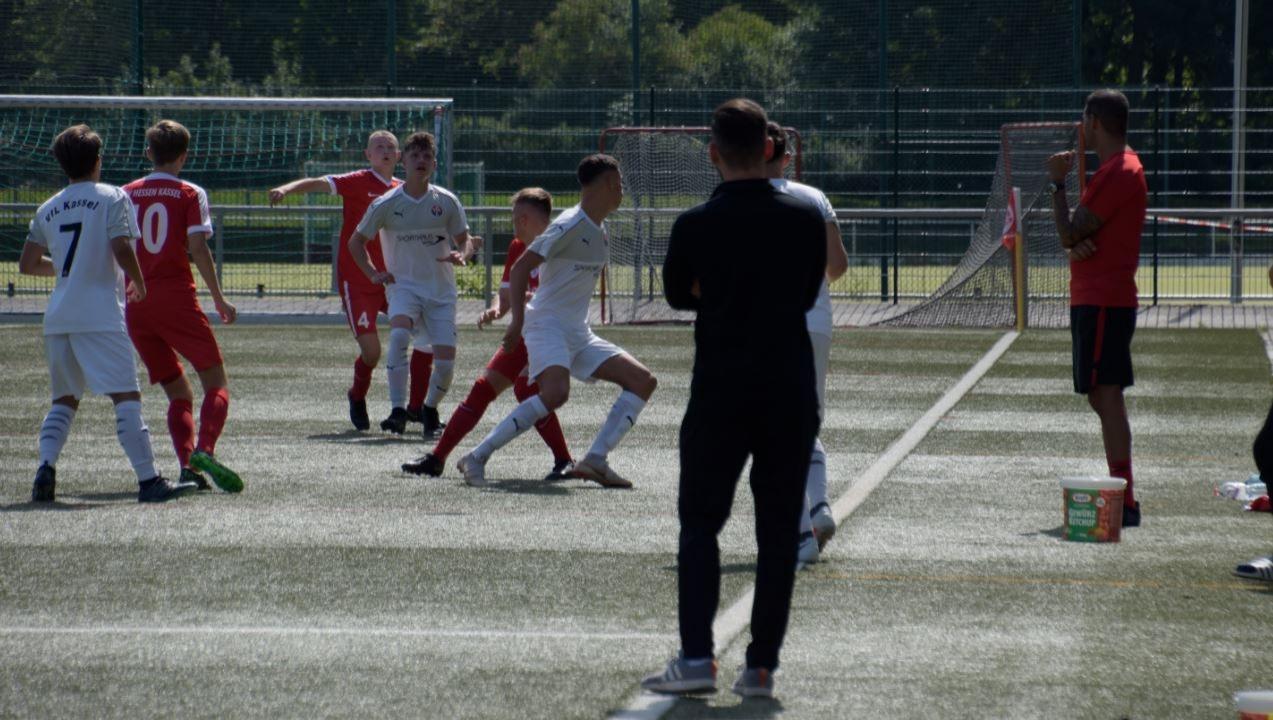 U17 - VfL Kassel U19