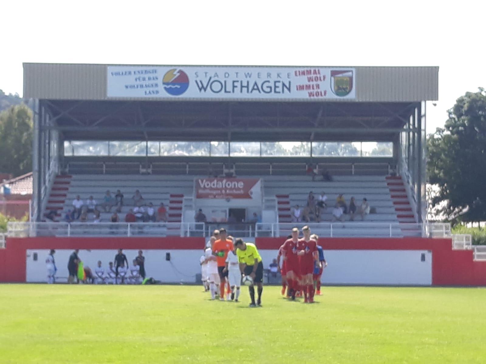 FSV Wolfhagen - U15