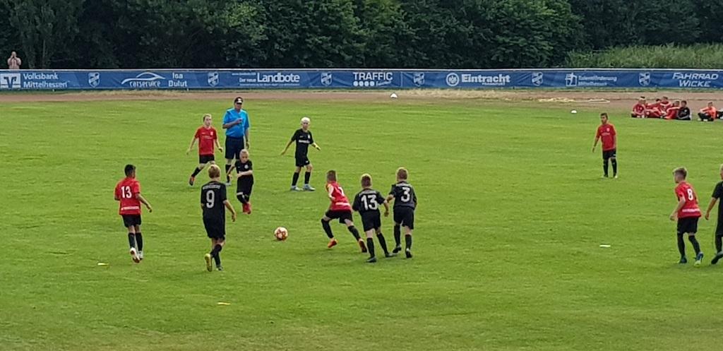 U12 Turnier Gießen