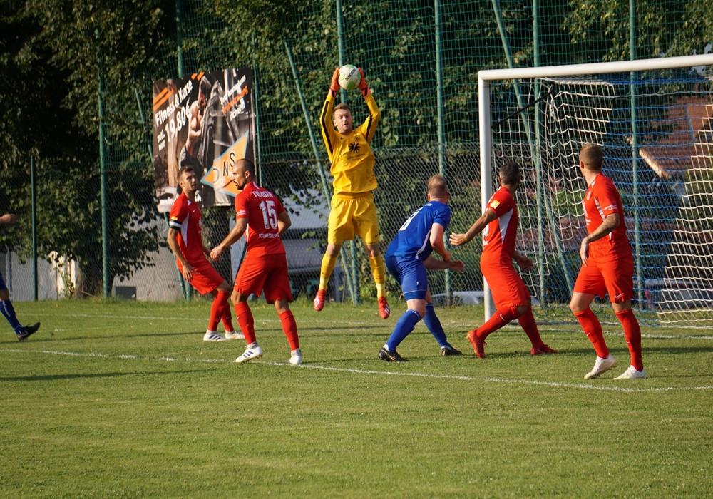 Hessenpokal Calden - KSV Hessen