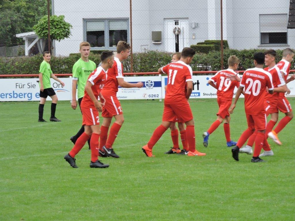 JSG Nüsttal/ Hofbieber / Dammersbach - U16