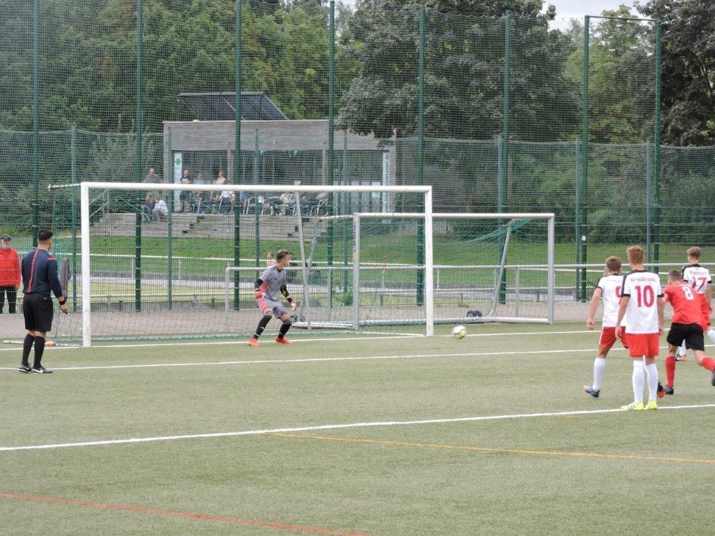 U16 - Homberg / Efze