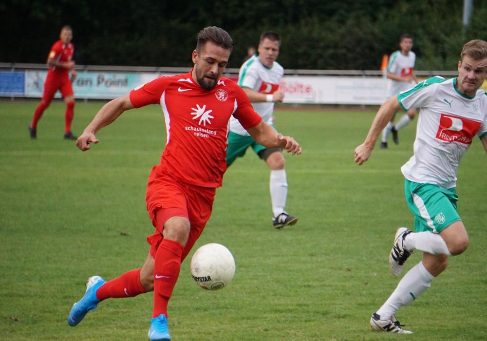 TSV Heiligenrode - KSV Hessen Kassel