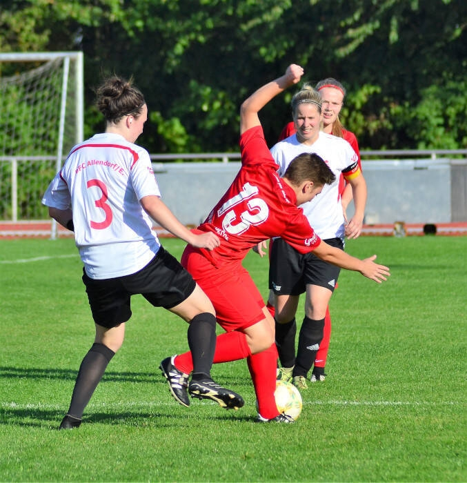 DFC Allendorf/Eder - KSV Hessen Kassel