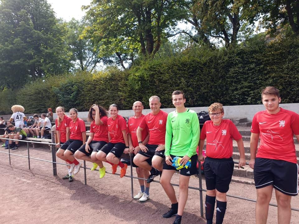 Offen für Vielfalt-Cup