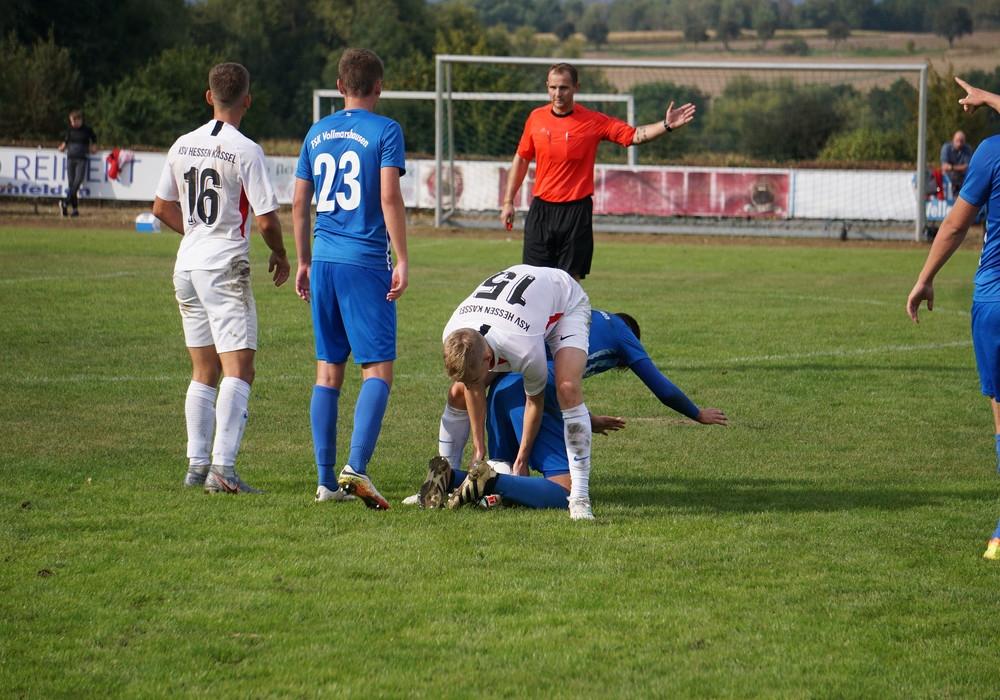 Vollmarshausen - U23