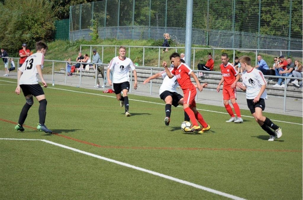 U16 - Wolfhagen