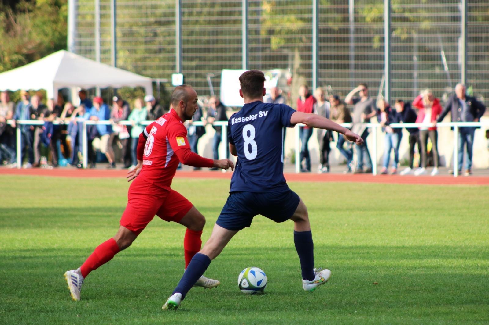 Kasseler SV, KSV Hessen Kassel, Sergej Evljuskin