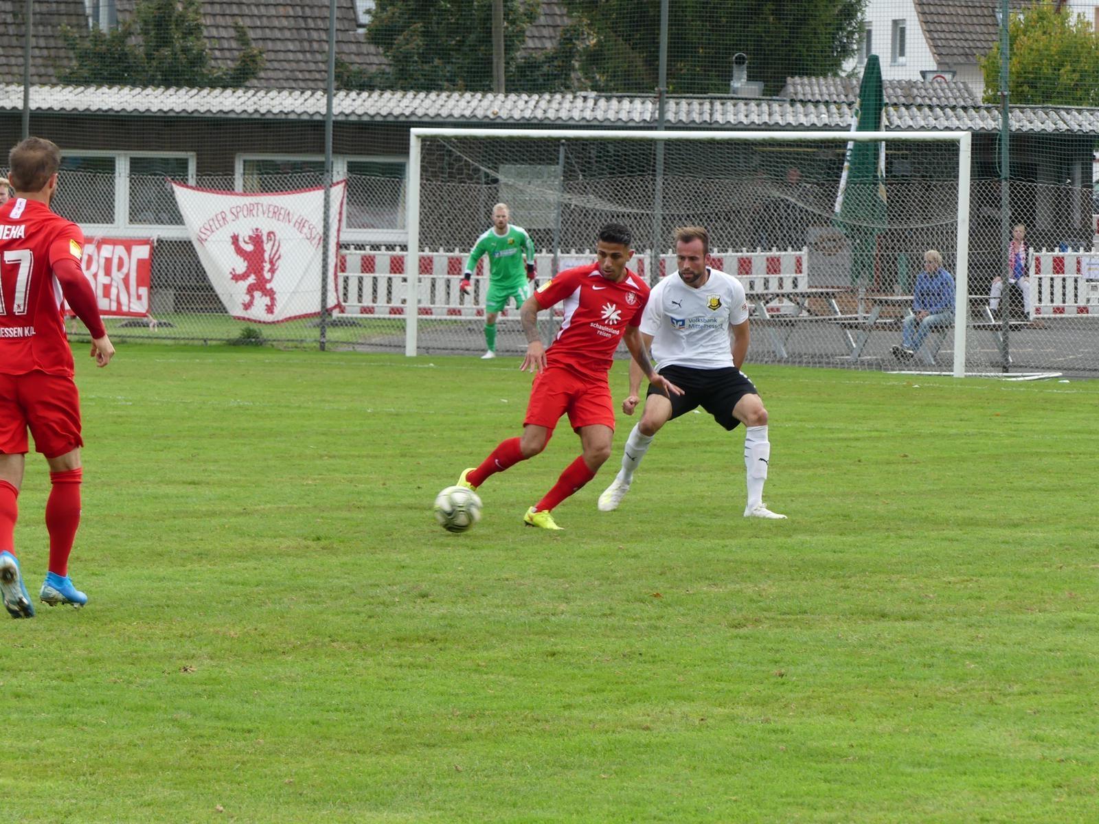 FSV Fernwald, KSV Hessen Kassel