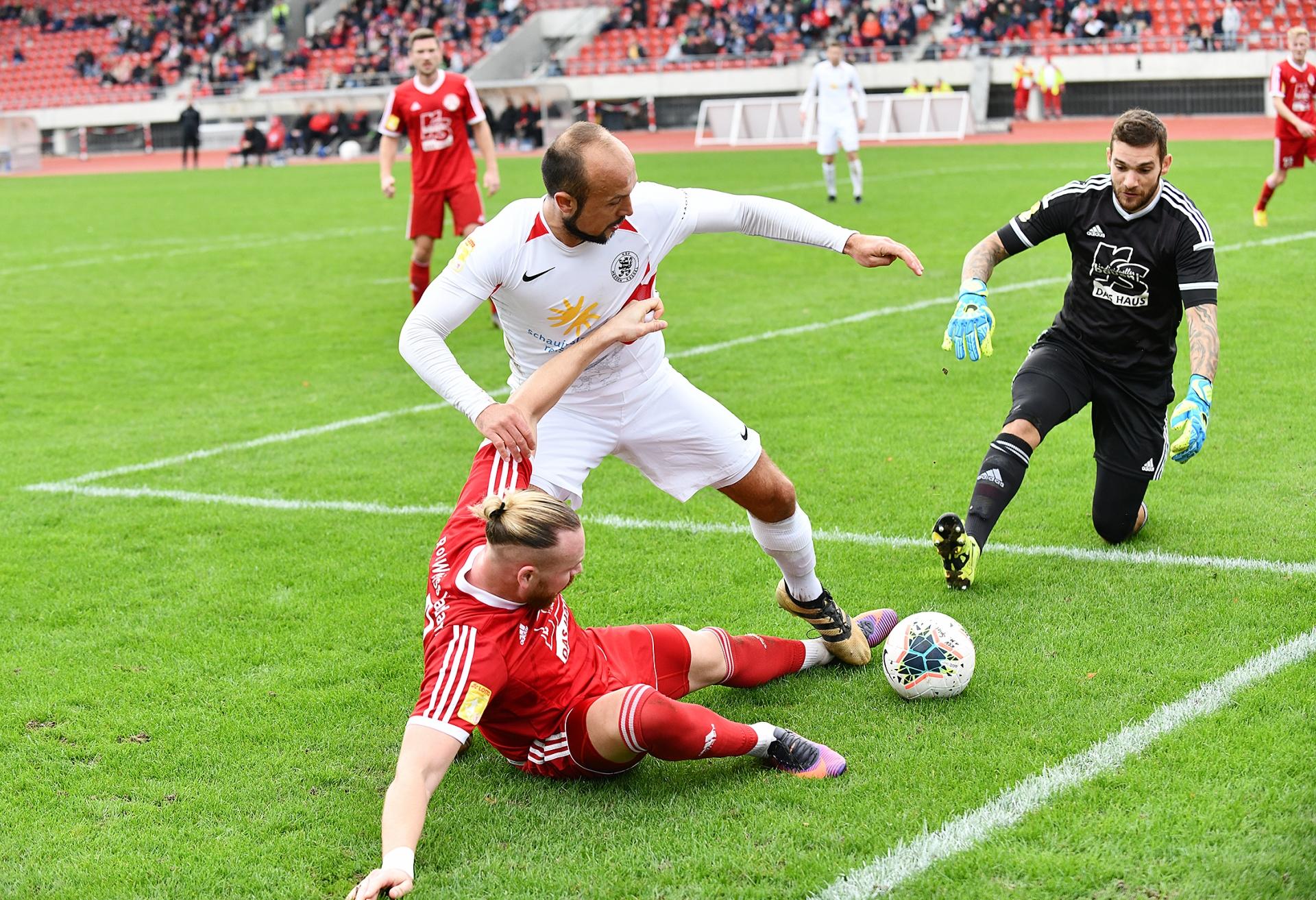 KSV Hessen Kassel, SV Rot-Weiss Hadamar