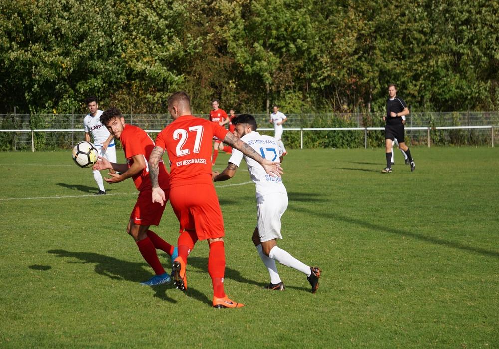 U23 - 1. CBC Sport Kassel