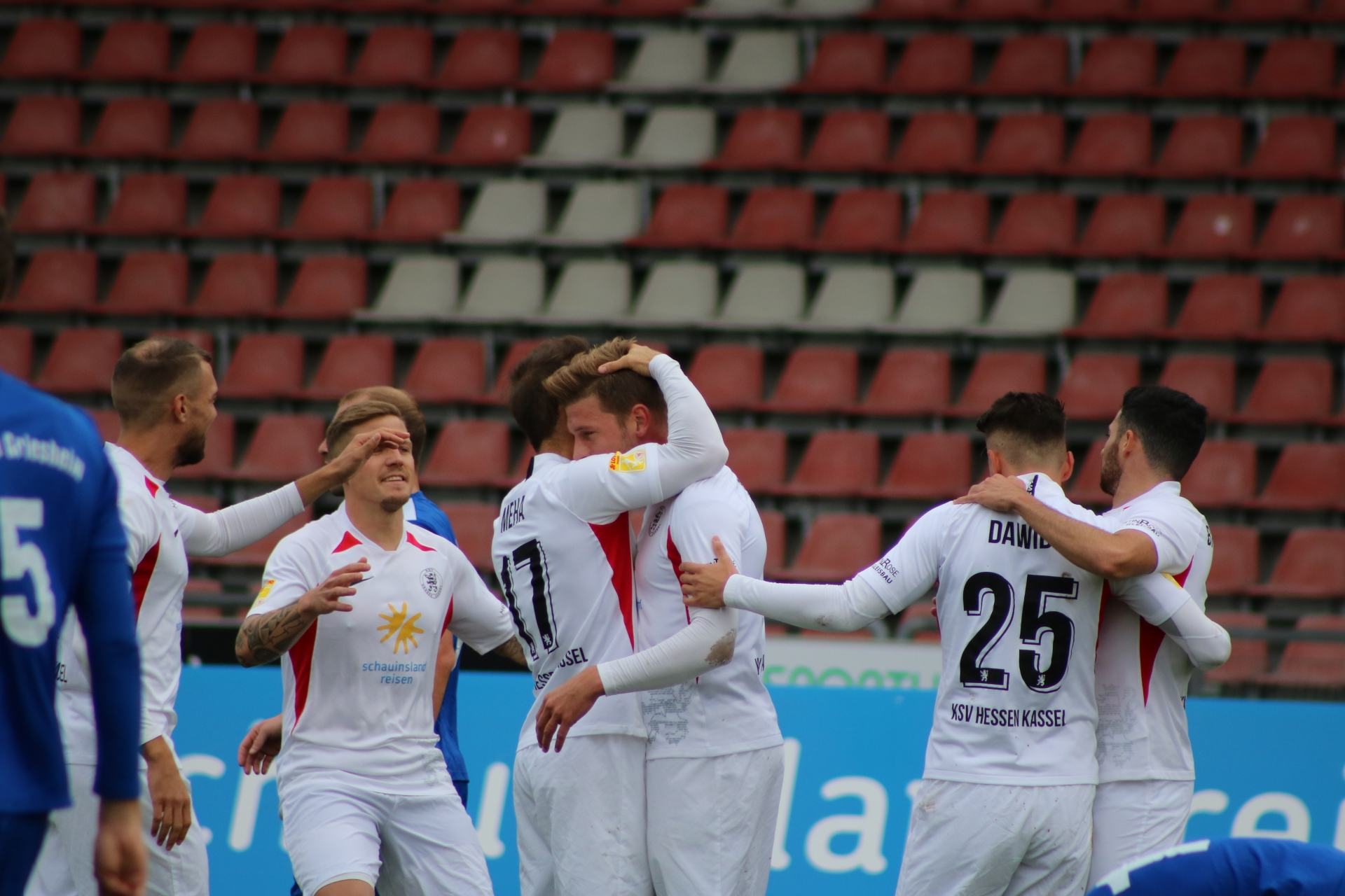 KSV Hessen Kassel - Viktoria Griesheim