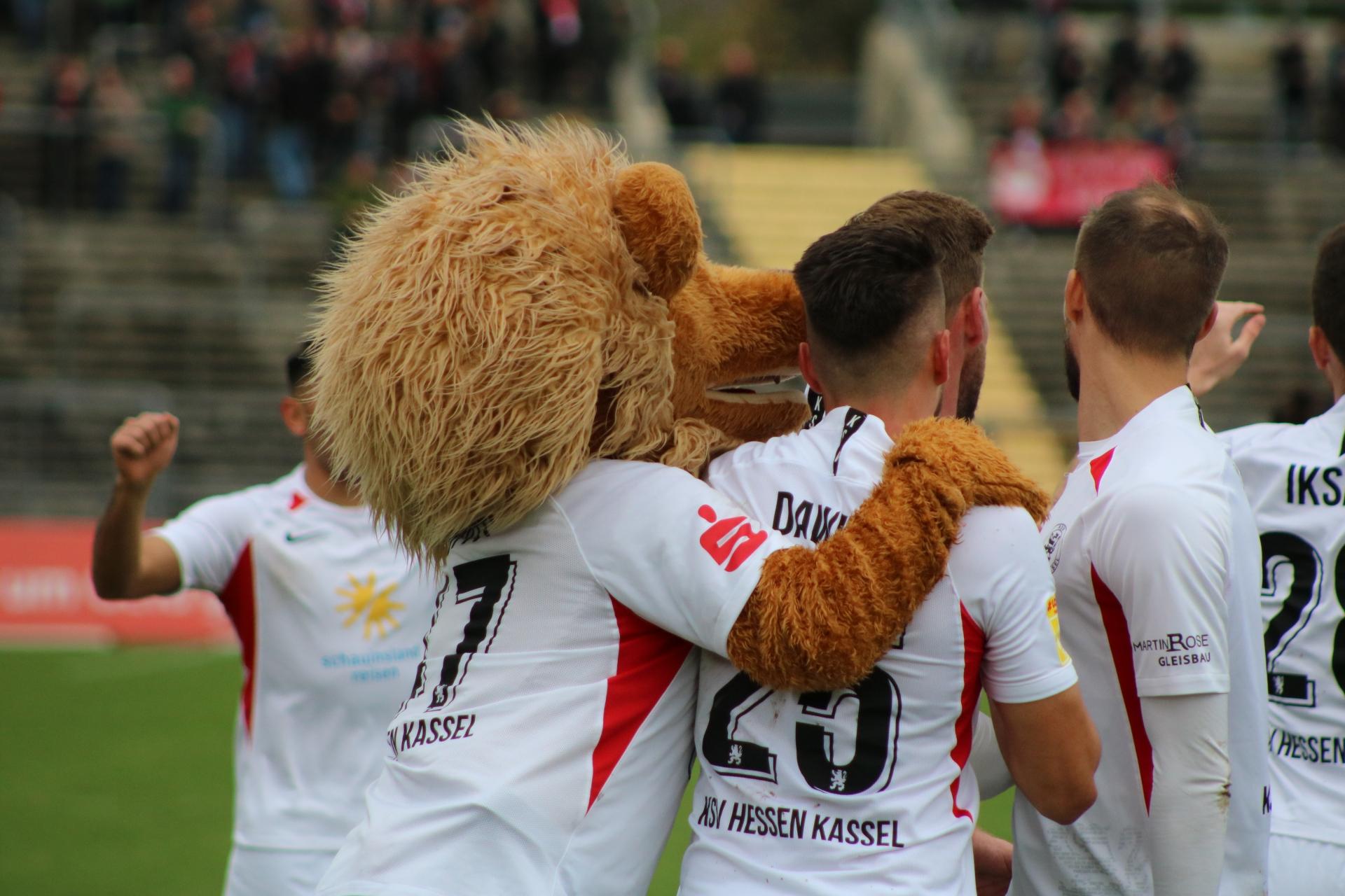 KSV Hessen Kassel - Rot-Weiss Walldorf