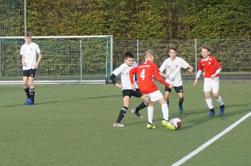 1. FC Schwalmstadt - U14