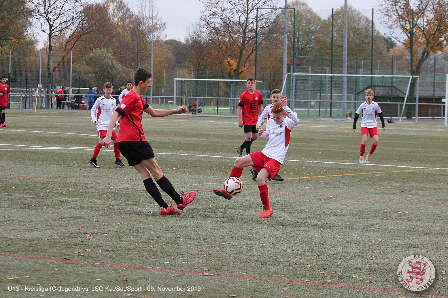 U13 - JSG Kaufungen / Sandershausen / BC Sport