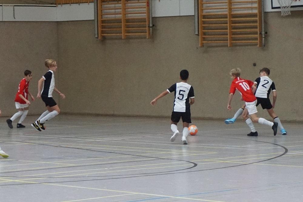 U14 Hallenkreismeisterschaft Vorrunde