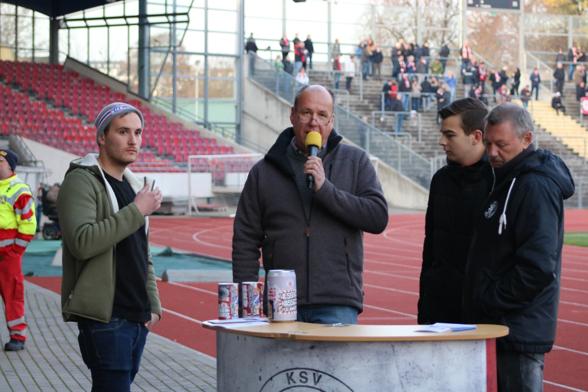 Lotto Hessenliga 2019/2020, KSV Hessen Kassel, SC Waldgirmes, Endstand 4:1.