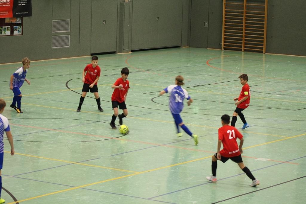 U12 Hallenkreismeisterschaft