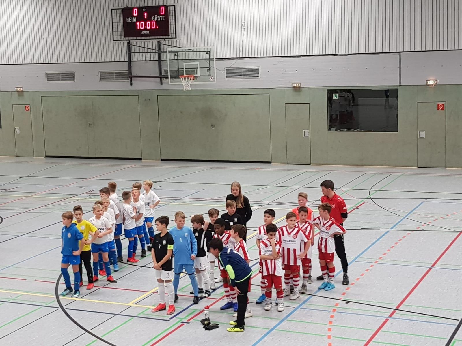 U11 Turnier Meinerzhagen