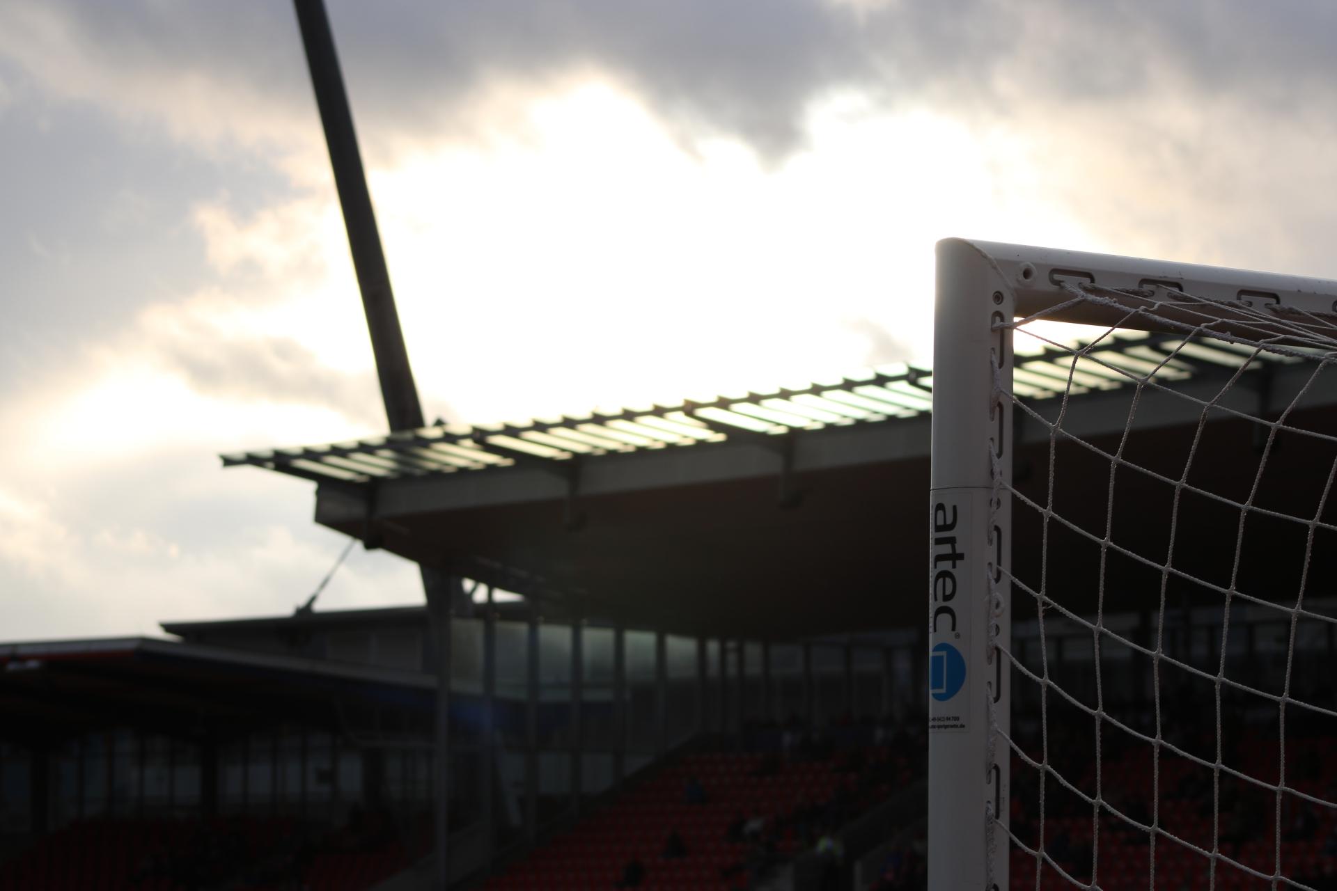 Lotto Hessenliga 2019/2020, KSV Hessen Kassel, FV Bad Vilbel, Endstand 6:1, Auestadion