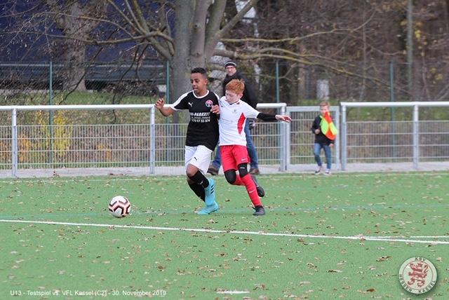 U13 - VfL Kassel U14