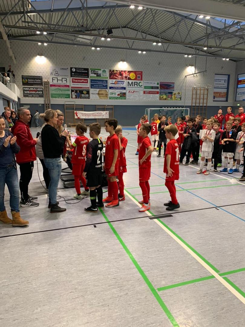 U11 Turnier Mühlhausen