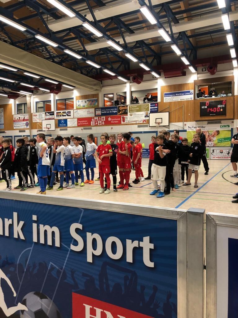 U11 Hallenturnier Hann Münden