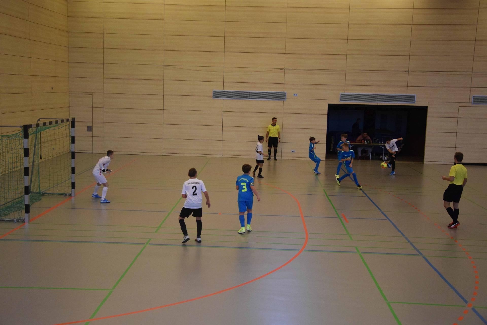 U12 Zwischenrunde Hallenkreismeisterschaft