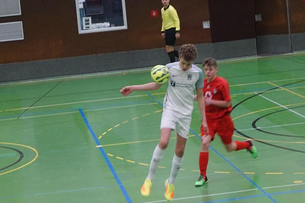 U14 Hallenkreismeisterschaft Zwischenrunde