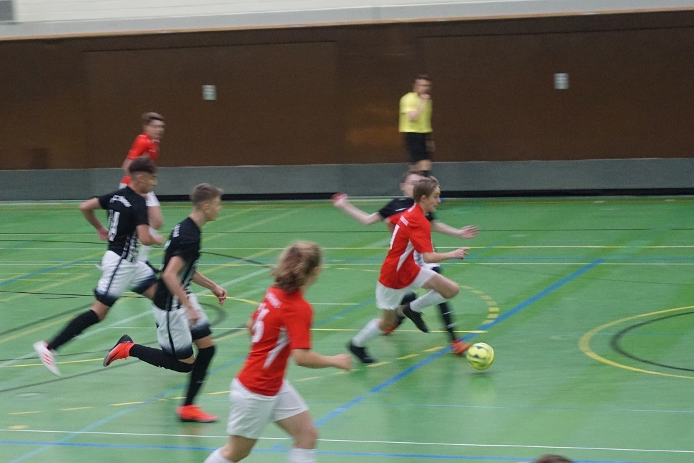 U14 II Hallenkreismeisterschaft Zwischenrunde