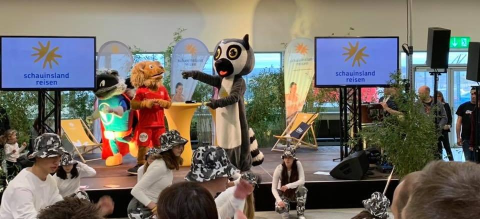 Airportfest 2019 mit Totti und Katta