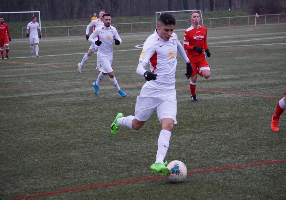 KSV landet bei Jahresauftakt hohen Testspielsieg gegen SG Johannesberg