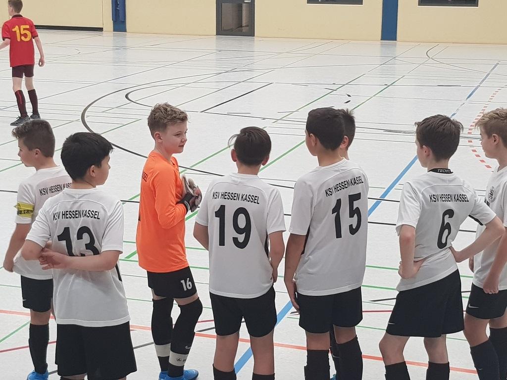 U12 Hallenturnier Moringen
