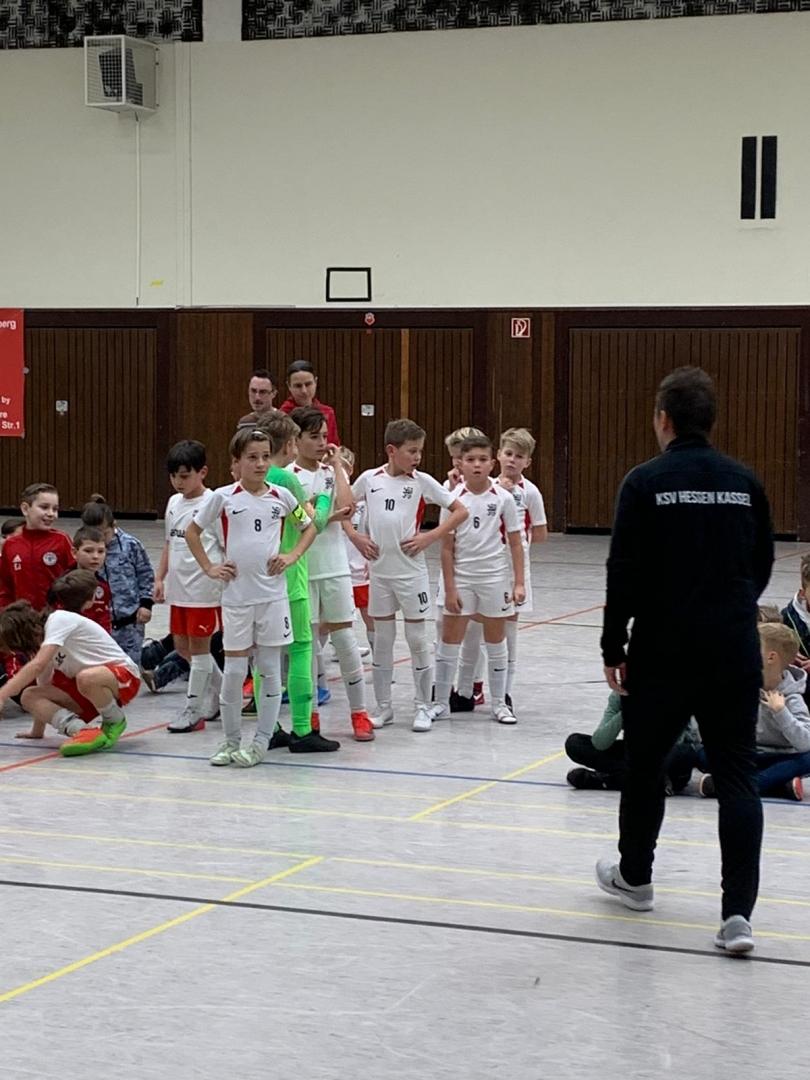 U11 Hallenturnier Gudensberg