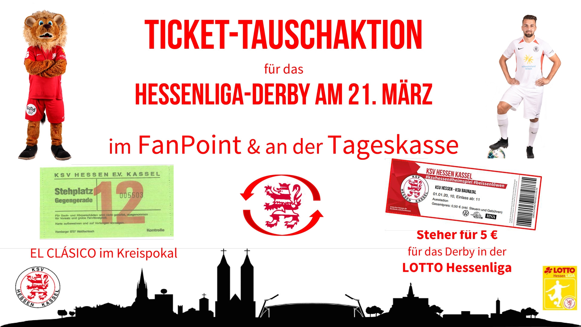 Tickettauschaktion