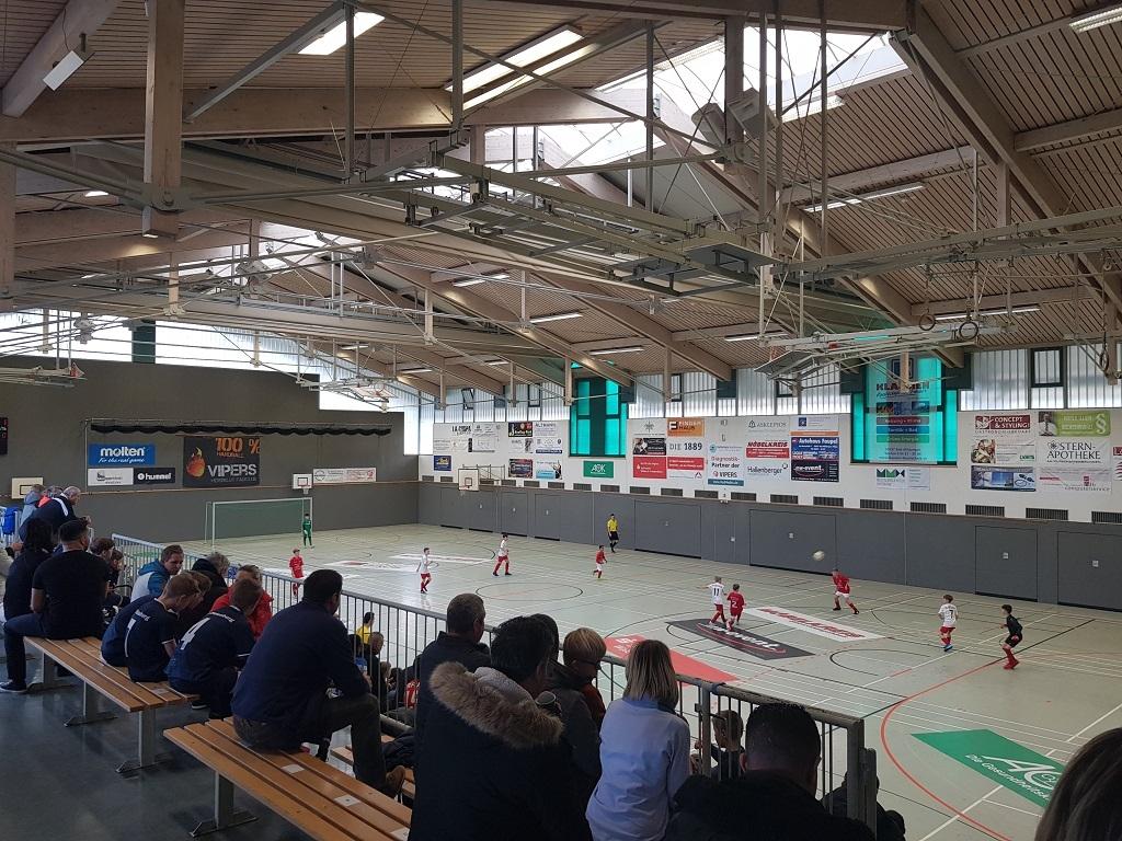 U12 Hallenmasters & Leistungsvergleich Ense Halle