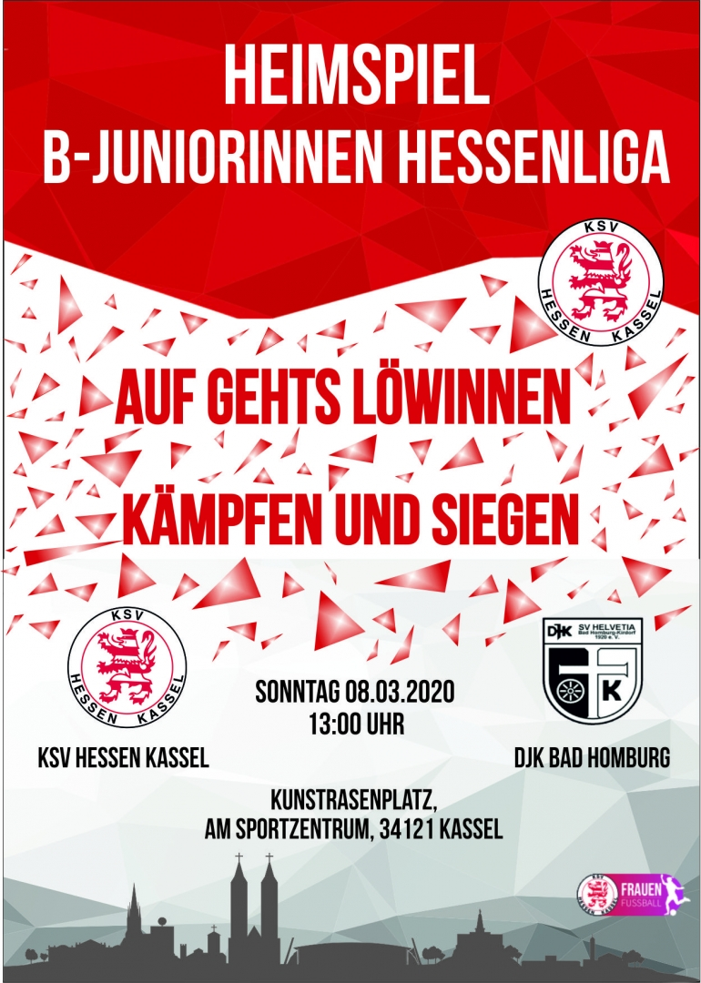 B-Juniorinnen - DJK Bad Homburg