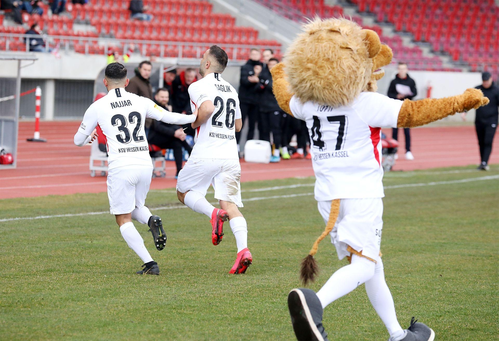 Wahnsinn - Die Löwen sind zurück in der Regionalliga!
