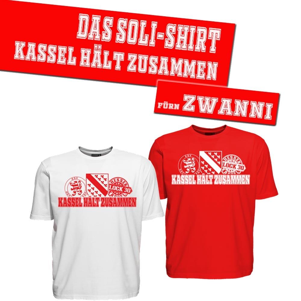 Solishirts im KSV-Fanshop