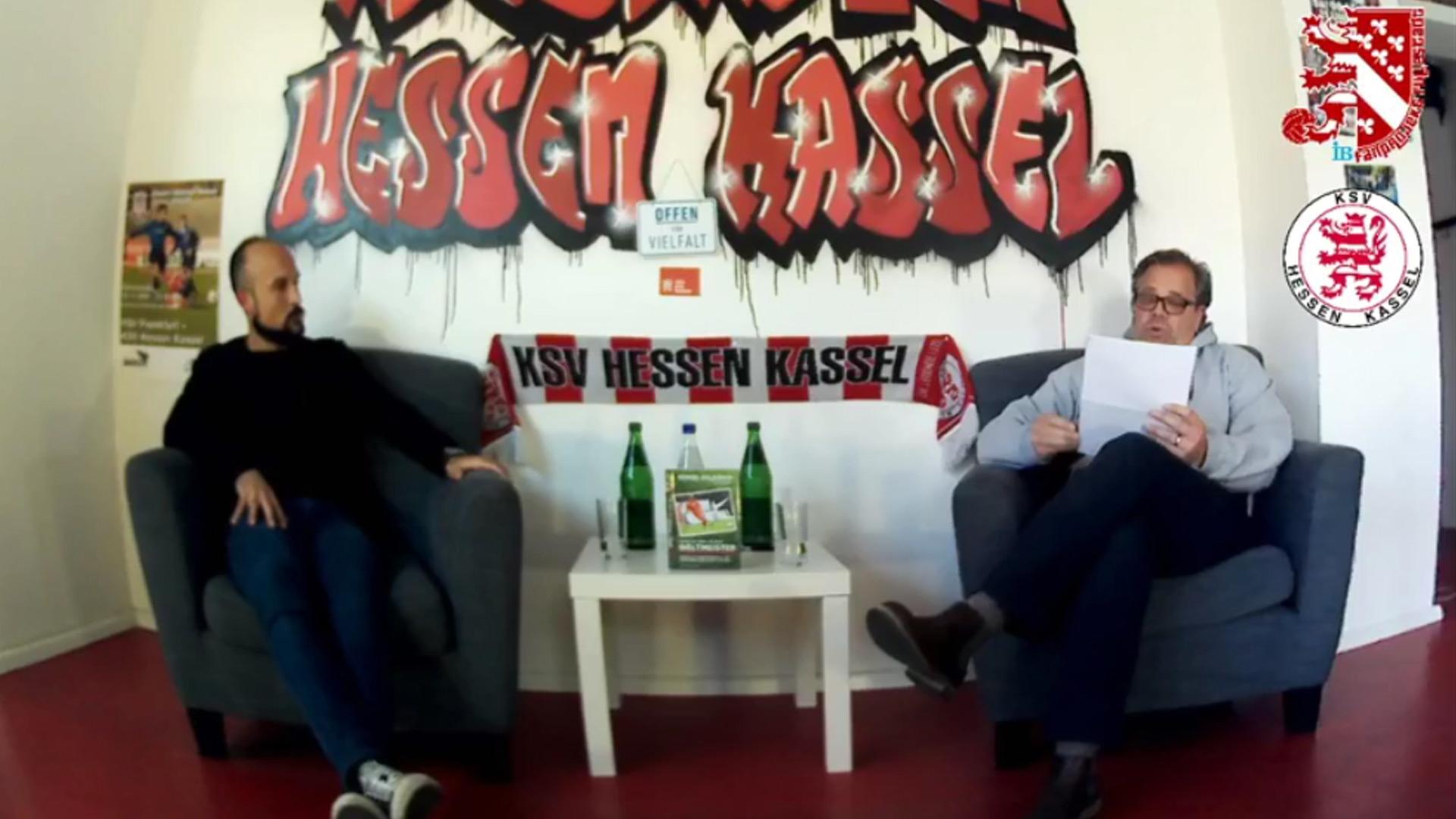 Sergej Evljuskin im Gespräch mit Christoph Dörr