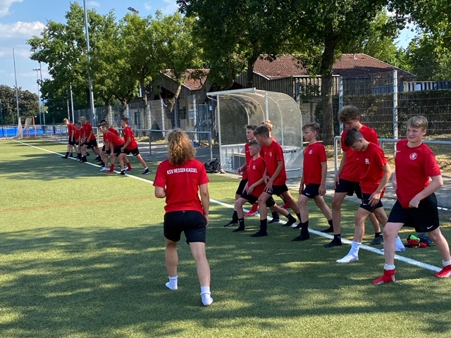 Trainingstag U15