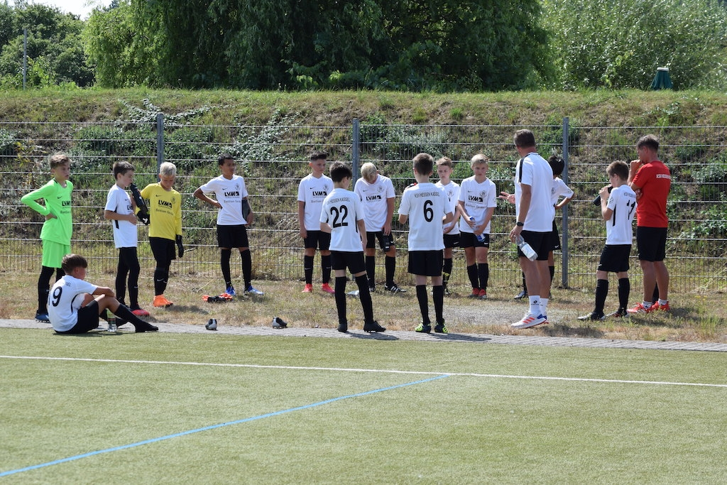 JSG Linden / FC TuBa U15 - U13
