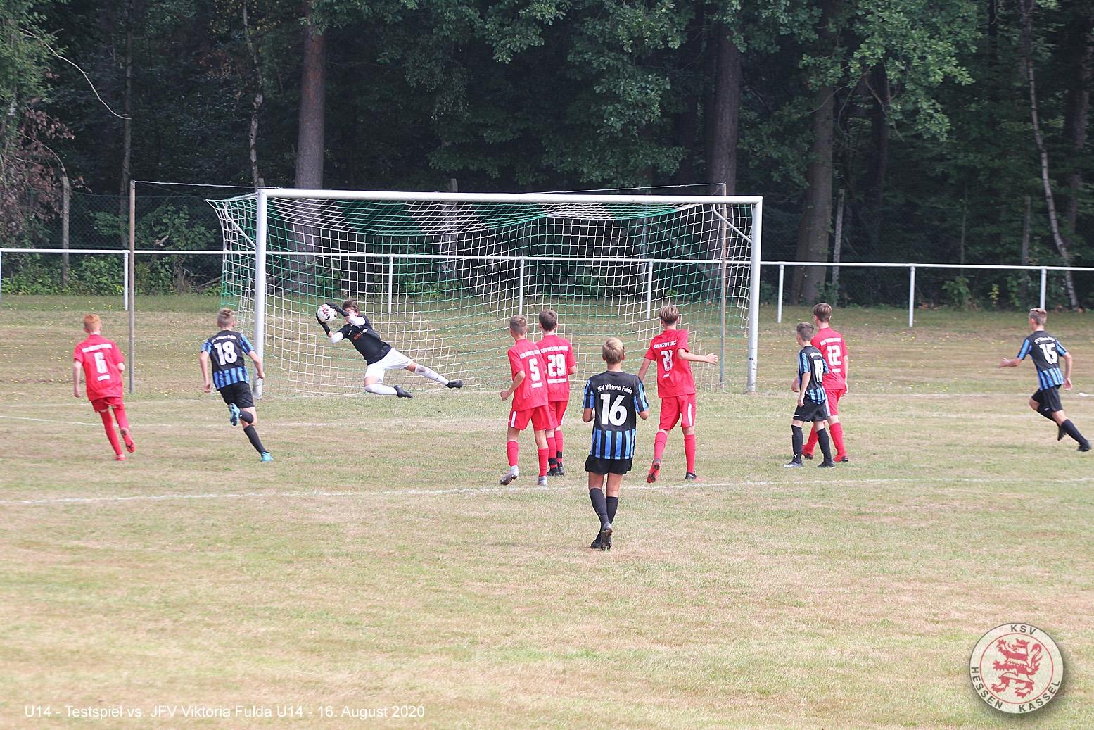 JFV Viktoria Fulda II - U14