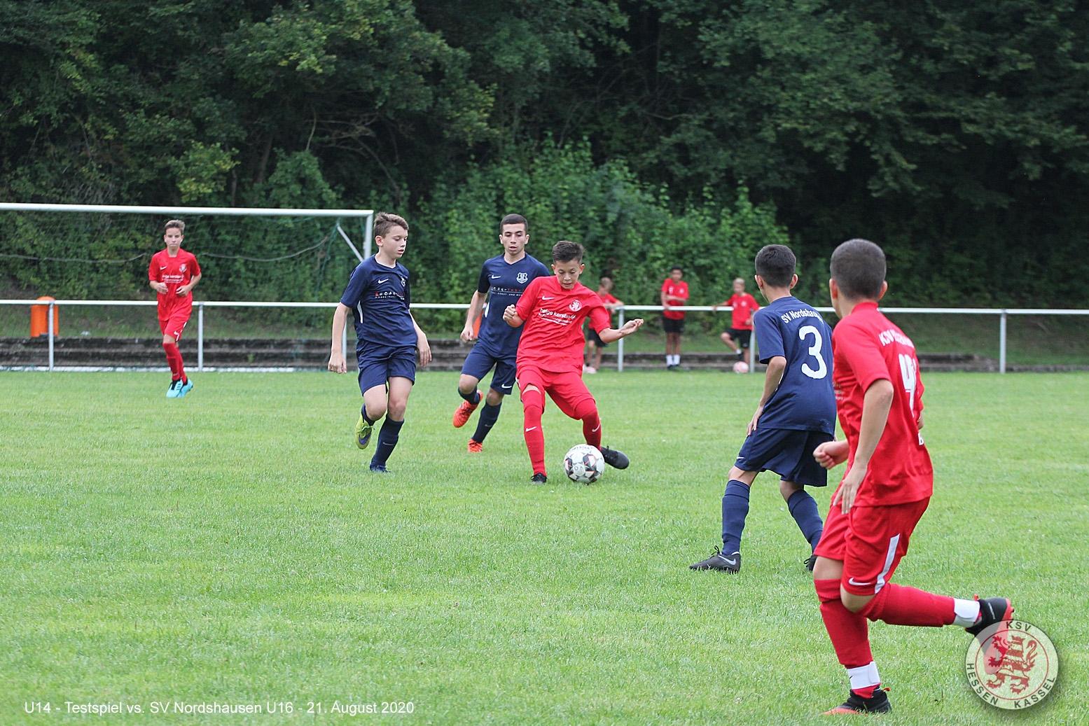 SV Kassel Nordshausen U16 - U14
