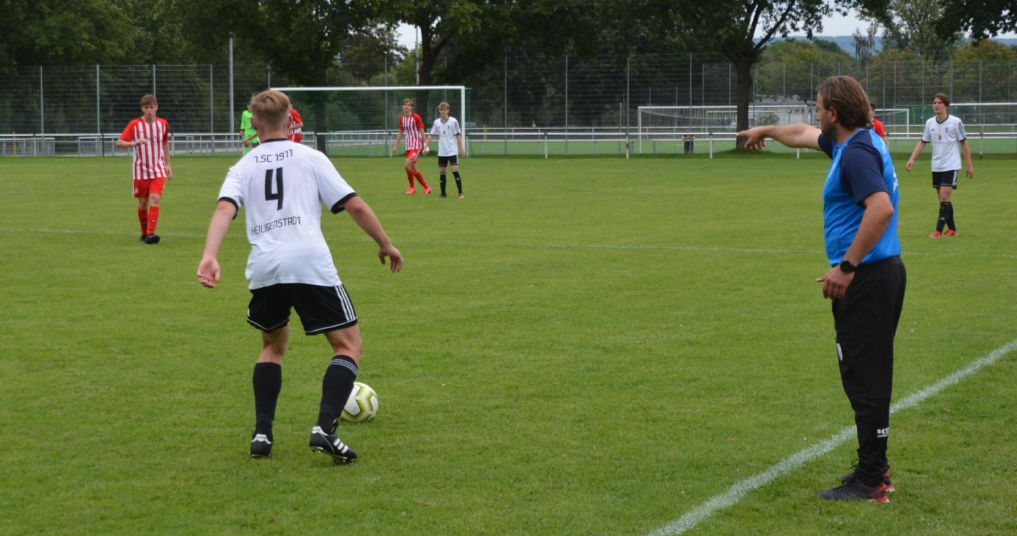 U19 - 1. SC 1911 Heiligenstadt