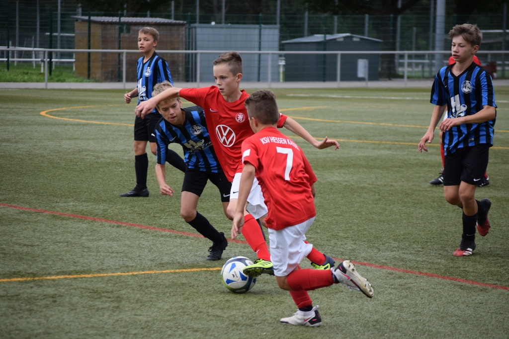 U13 - JFV Viktoria Fulda U14